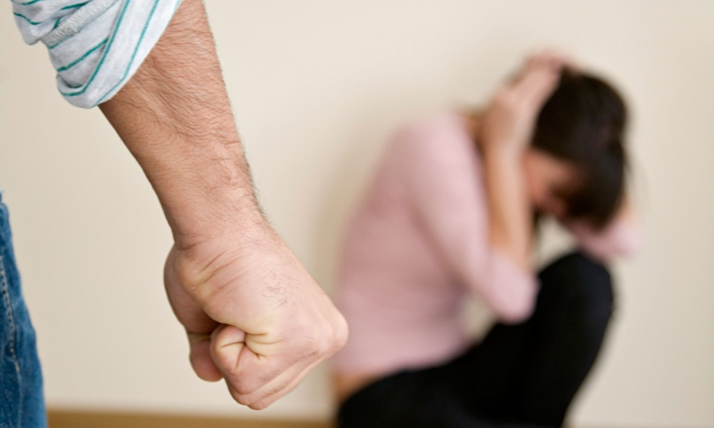 Male domestic violence