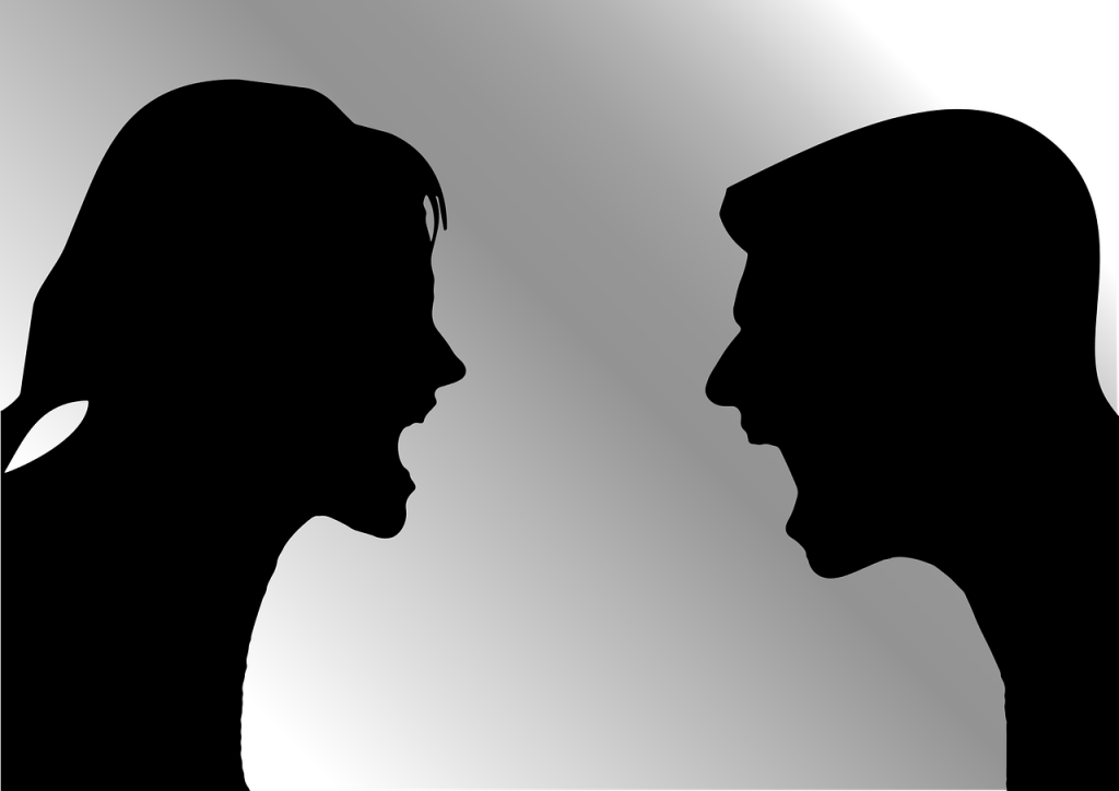 Divorce Mediation - married_couple_arguing