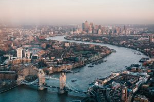 overview of the city of london