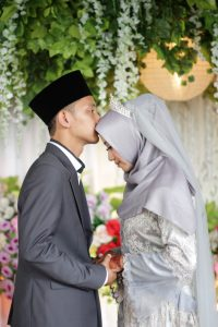 Islamic wedding ceremony